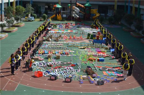 宜春百树天使城双语幼儿园2017秋季招生公告